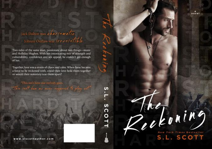 The reckoning full cover