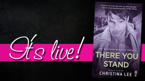 there you stand is live