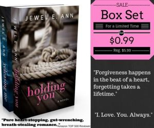 holding you box set sale