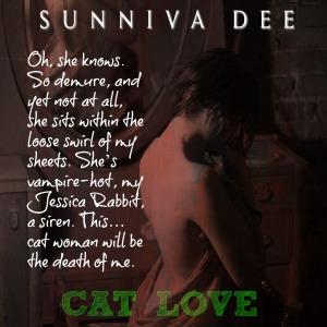 Jessica Rabbit Cat Love teaser