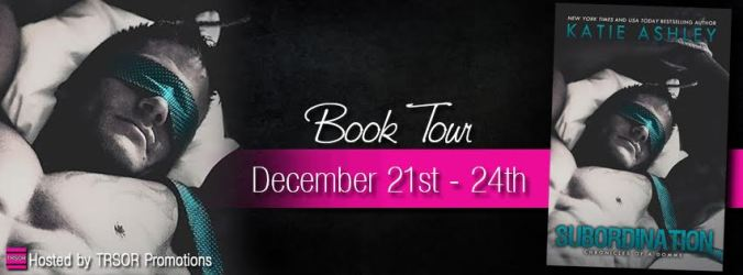 suborination book tour