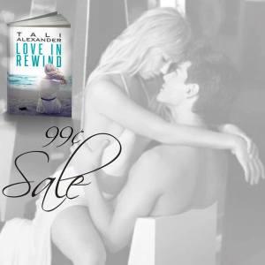love in rewind sale graphic