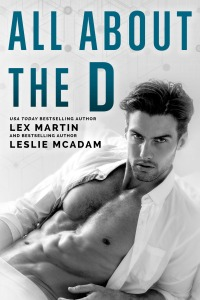 All About the D Ebook Cover