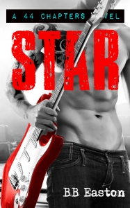 STAR ebook with background