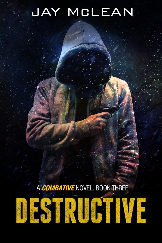 Destructive [Kindle Cover]